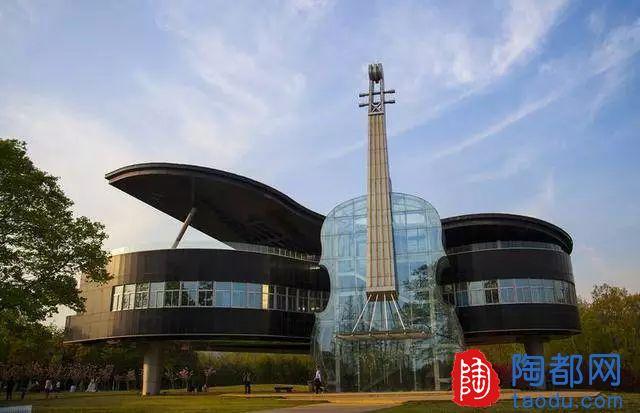 中国最美十大现代建筑,惊艳了全世界,最后太美了!